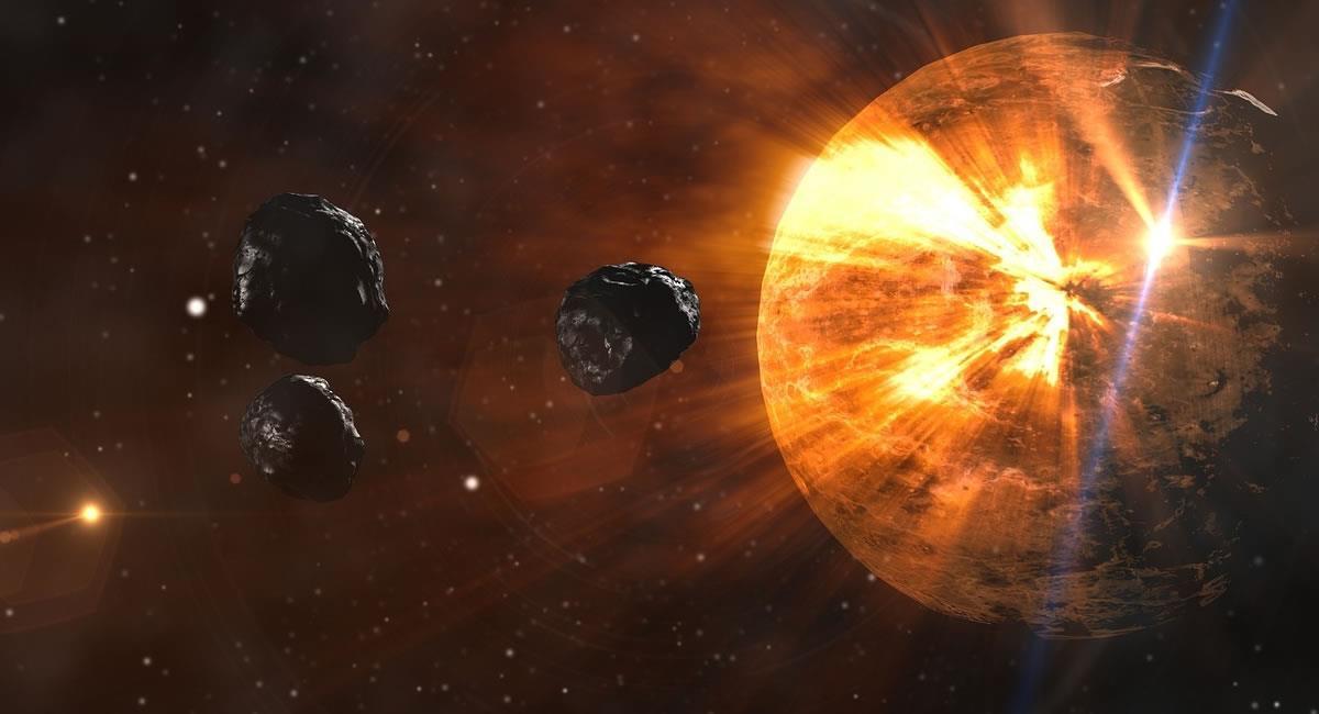 Ahora podrás visualizar la trayectoria del asteroide '2020ND'. Foto: Pixabay