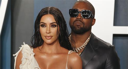 """Kim Kardashian pide """"compasión y empatía"""" por la salud mental de Kanye West"""