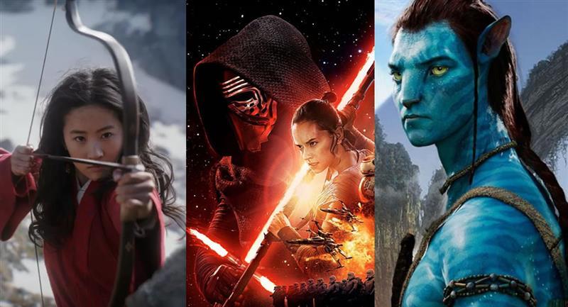 Películas de Disney postergadas. Foto: Twitter @NoticineD