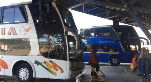 Cochabamba reanudará los viajes interdepartamentales hacia La Paz y Oruro