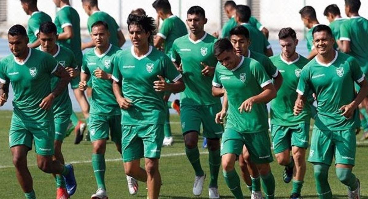 La selección boliviana podrá volver a los entrenamientos. Foto: ABI