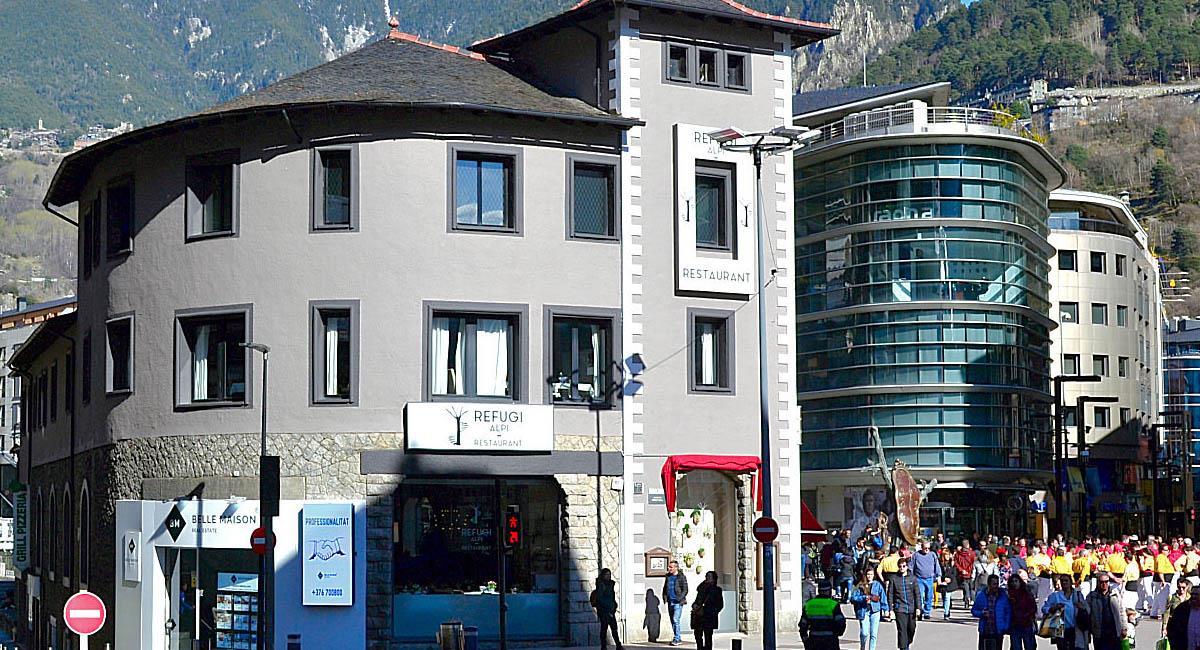 Principado de Andorra y Los Pirineos. Foto: Flickr