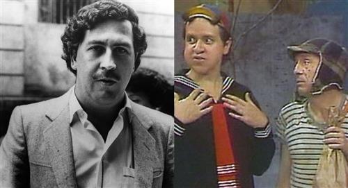 Elenco del 'Chavo del 8' habría asistido a fiestas privadas de Pablo Escobar