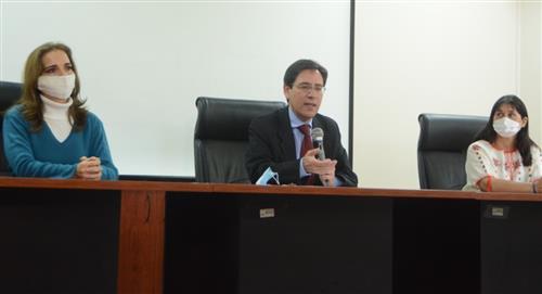 Presidente del TSE dice que el 18 de octubre es la fecha definitiva de la elecciones