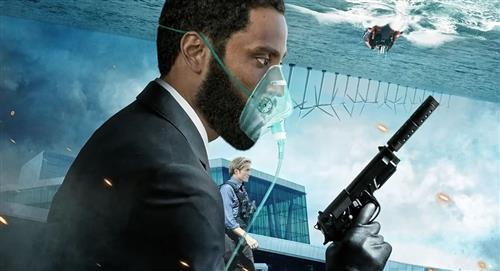 'Tenet' finalmente se estrenará en cines, donde sea posible