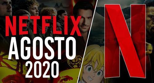 Estrenos de Netflix para agosto 2020