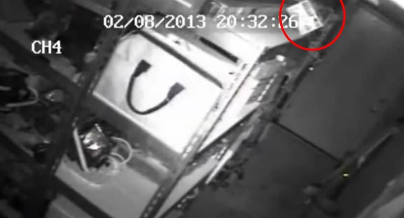 [Video] Empleados de una morgue captan aterradora escena en la sala de autopsias