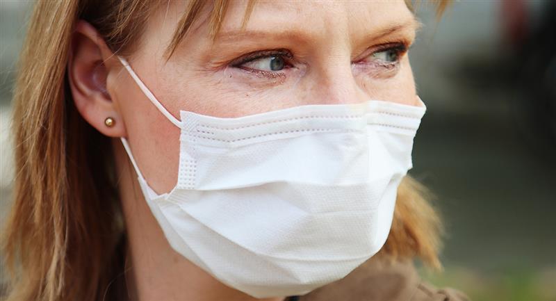 ¿Qué cuidados debes tener con tu piel tras el uso de tapabocas?. Foto: Pixabay