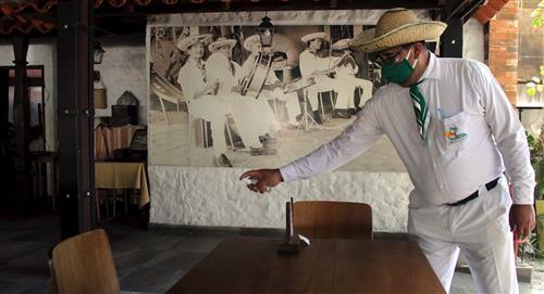 La reapertura de restaurantes da ánimos a Santa Cruz