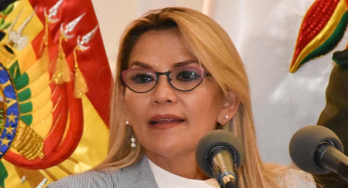 Presidenta Áñez emitirá informe virtual desde Palacio de Gobierno