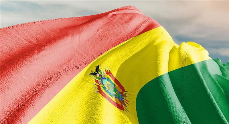 Día de la Independencia de Bolivia. Foto: Shutterstock