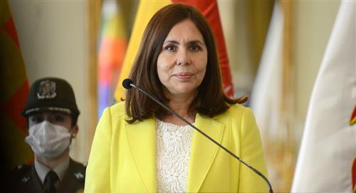 Canciller denuncia ante organismos internacionales las muertes por falta de oxígeno y secuestros en los bloqueos