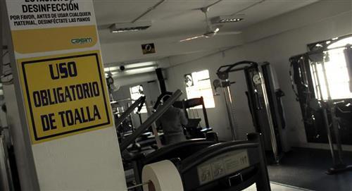 Volver al gimnasio, signo de nueva normalidad en Santa Cruz