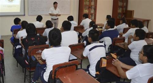 Ministerio de Educación determina llenar notas faltantes con las del año pasado