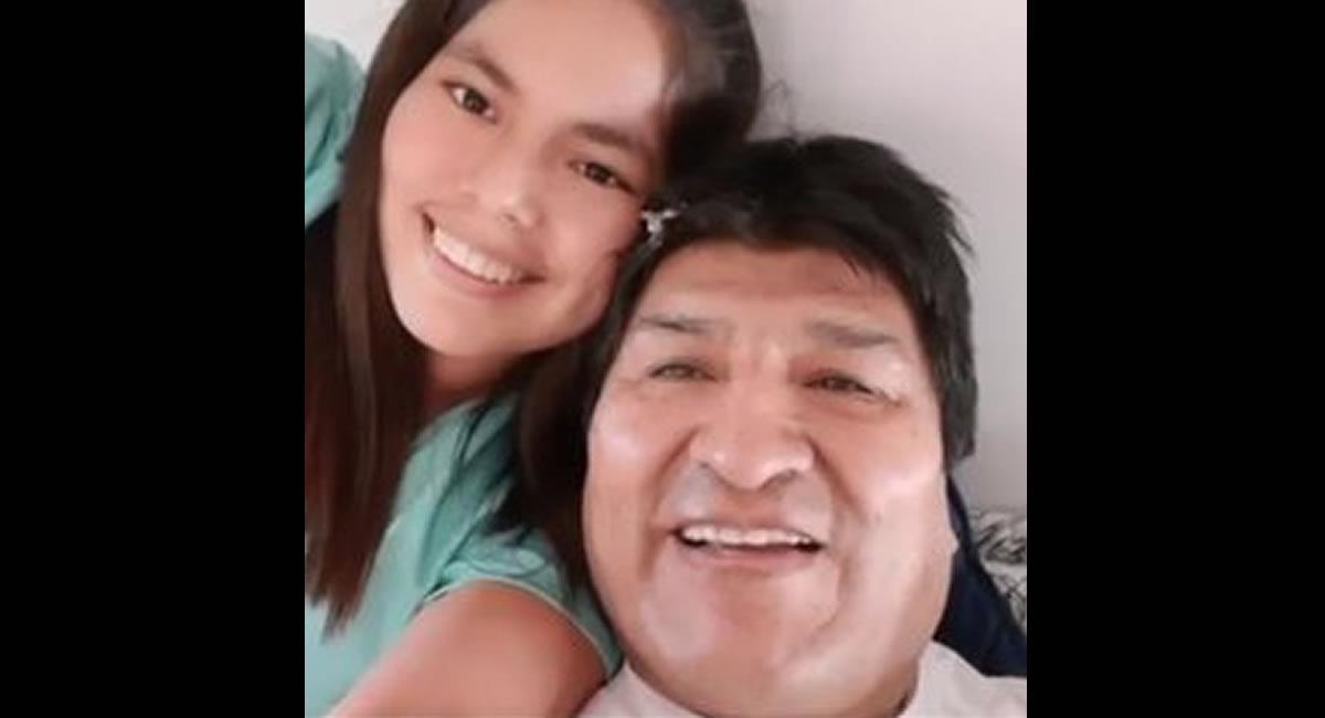 El expresidente Evo Morales es investigado por mantener un romance ...