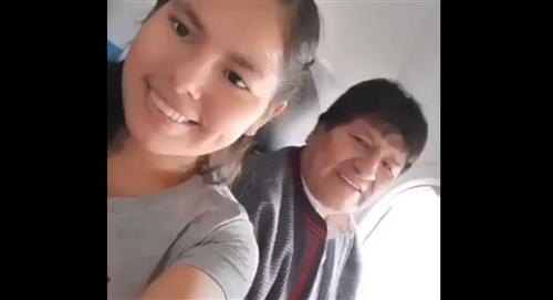 El expresidente Evo Morales es investigado por mantener un romance con una menor de edad