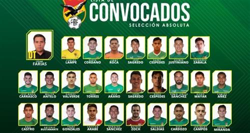 Bolivia iniciará entrenamientos el lunes con miras a Catar 2022