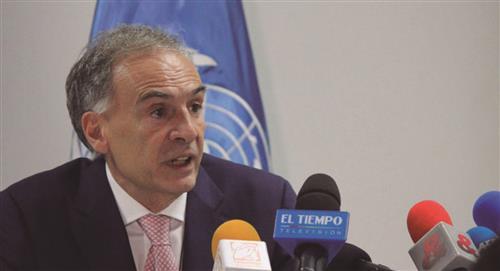ONU ofrece apoyo y respalda consenso sobre elecciones en Bolivia