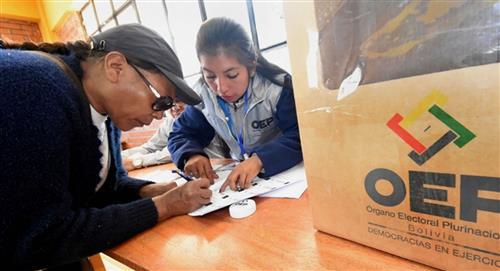 Ciudadanos votarán en dos turnos y según la terminación de su cédula