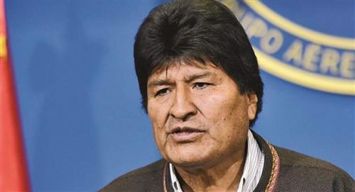 El Gobierno boliviano dice que una menor está registrada como hija de Evo Morales