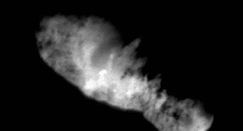 'Oumuamua', el primer viajero interestelar, no sería un iceberg de hidrógeno