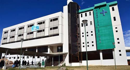 La Presidenta inaugura el Hospital del Sur y se compromete a seguir atendiendo todas las necesidades de salud