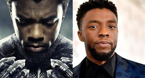 Muere a los 43 años Chadwick Boseman, protagonista de 'Black Panther'