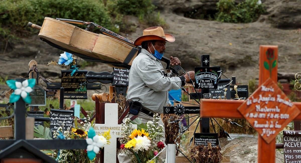 México sigue siendo uno de los países más afectados de la región. Foto: EFE