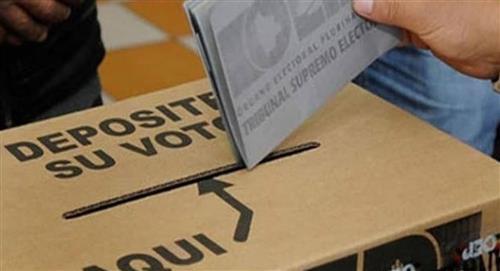 El 18 de octubre se elegirán a 177 autoridades de los órganos Ejecutivo y Legislativo