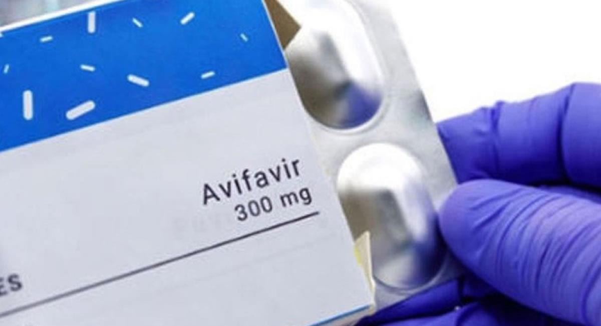 Avifavir, el fármaco desarrollado en Rusia. Foto: ABI
