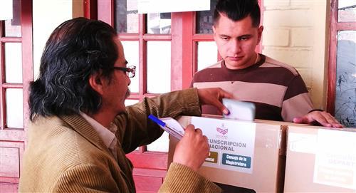 Un conjunto de organizaciones civiles observará las elecciones en Bolivia