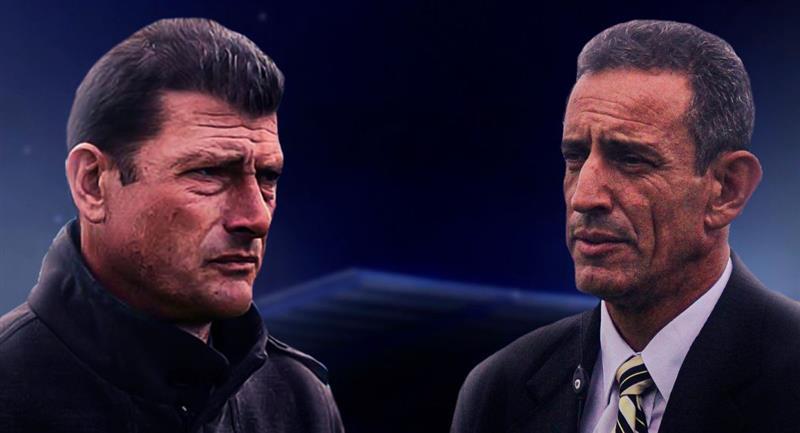 La nueva dupla técnica de Real Potosí. Foto: Facebook @clubrealpotosipaginaoficial