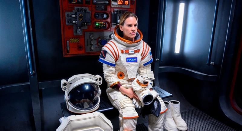 """Interpretará en """"Away"""" a una madre astronauta. Foto: Instagram"""