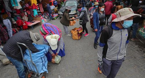Bolivia registra un repentino aumento de unos 1.600 fallecidos por COVID-19