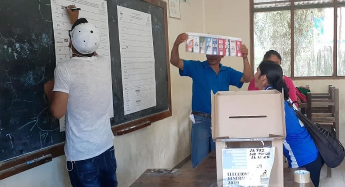 Las elecciones en Bolivia están previstas para el 18 de octubre tras cambiar dos veces la fecha por la pandemia. Foto: ABI