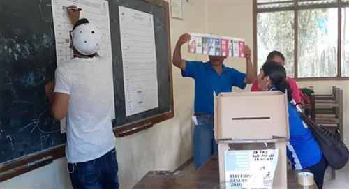 El órgano electoral boliviano garantiza el voto en 30 países para los comicios