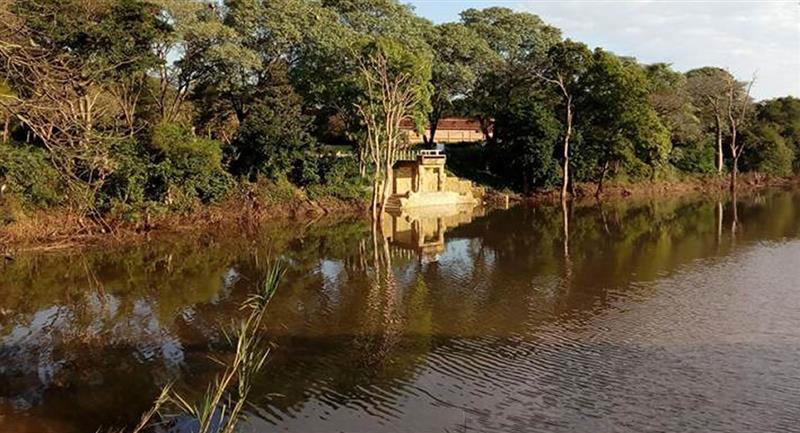 El Jardín Botánico está ubicado en el kilómetro 8 ½, sobre la carretera al santuario de la Virgen de Cotoca. Foto: Facebook Jardín Botánico Municipal de Santa Cruz de la Sie.