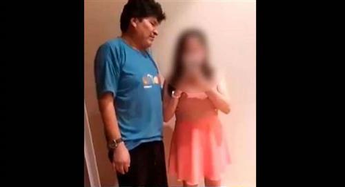 Fiscalía boliviana busca a víctima de supuesto estupro en caso de Evo Morales