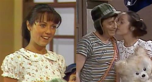 Así luce actualmente la actriz que interpretó a 'Paty' en el 'Chavo del 8'