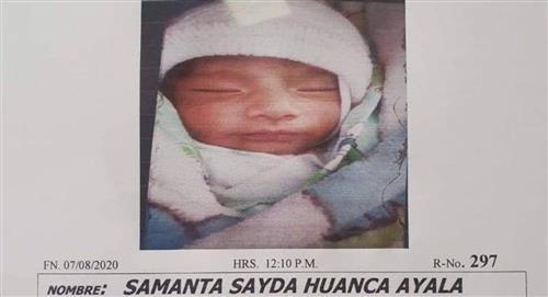El secuestro de una bebé de un mes moviliza a la Policía Boliviana