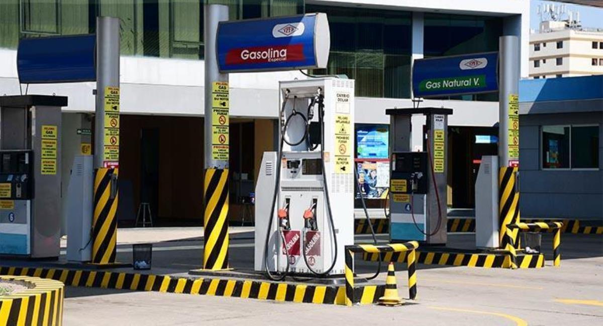 YPFB desmintió que haya desabastecimiento de combustibles. Foto: ABI