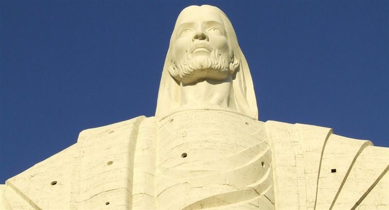 Estatua del Cristo de la Concordia. Foto: Pixabay