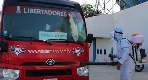 Plan de seguridad aprobado para el partido Wilstermann vs Athletico Paranaense