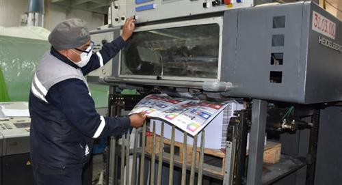 Se tendrán 63 tipos de papeletas para las elecciones del 18 de octubre