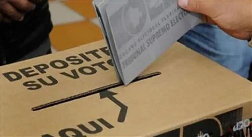 Jurados distribuirán cotonetes para que los votantes pinten sus dedos el día de la elección