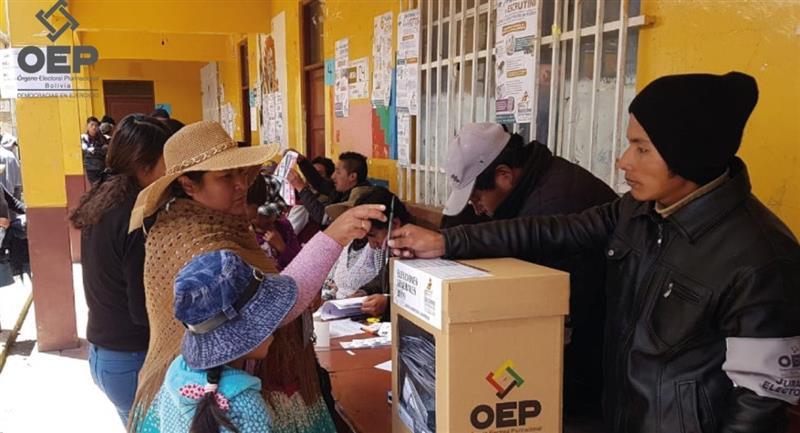 La ONU remarcó su respaldo a los próximos comicios electorales bolivianas. Foto: ABI