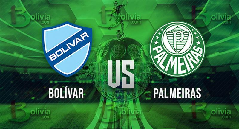 Previa Bolívar vs Palmeiras. Foto: Bolivia.com