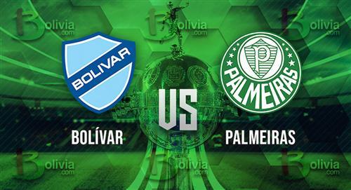 Un Bolívar reforzado quiere anotarse una victoria ante el Palmeiras
