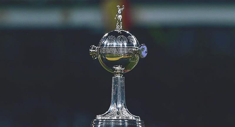 Todos los encuentros se jugarán bajo el Protocolo COVID-19 de la Conmebol. Foto: Twitter @Libertadores