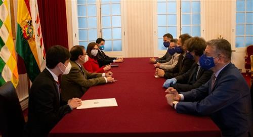 Expertos de la Unión Europea se suman a la observación del proceso electoral